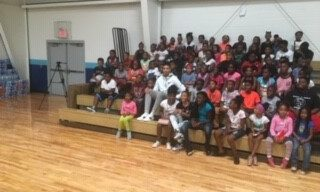 Boys & Girls Club partnered with Rally for Relief