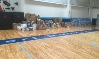 Donations made at Rally for Relief, Sept 2019